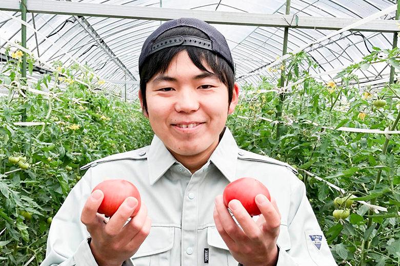 たかしま農園のスタッフ