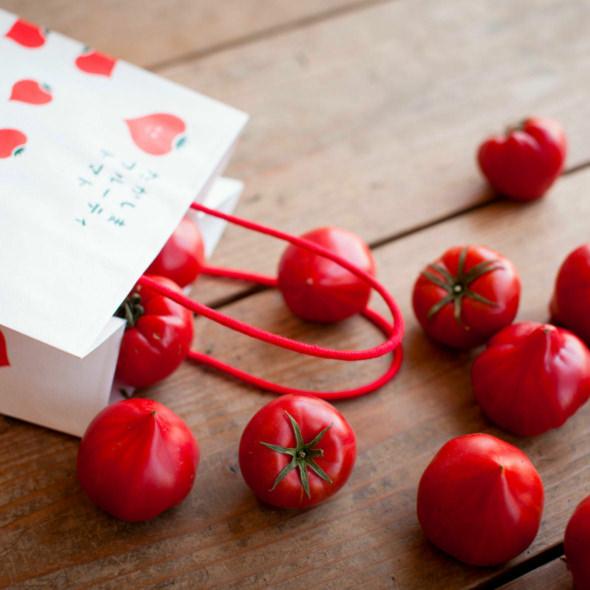 かもめのトマトのイメージ